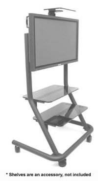 "Chief PPC Presentation Cart for Up to 61"" Flat Panel TVs"