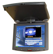 "Xenarc 1210TR 12.1"" Touch Screen LCD Roof Mount Monitor w/ VGA & AV Inputs"